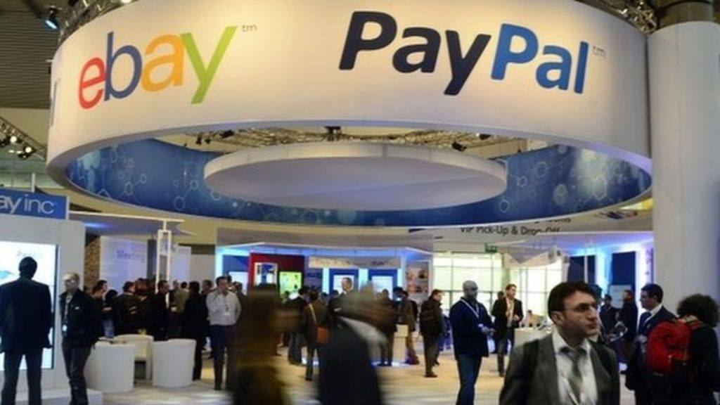 eBay drops PayPal in order to assist eBay
