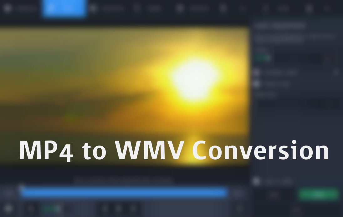 Handy Desktop Tool for MP4-to-WMV Conversion